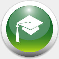 GED Mortar Board Icon