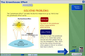 Screenshot of science program: Social and Personal