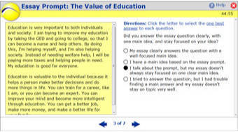 Writing Reflection Essay Example