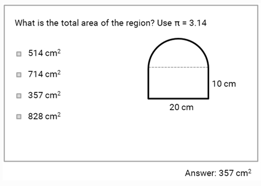 GED Math Study Guide (2019)