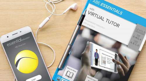 <i>ABE ESSENTIALS</i> + VIRTUAL TUTOR