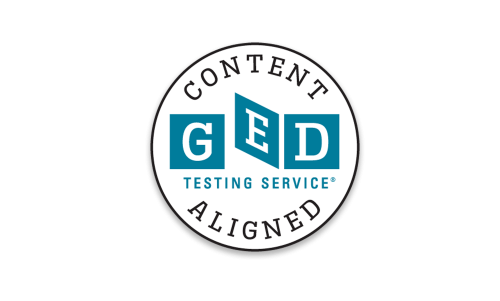 100% ALIGNED TO THE GED® TEST